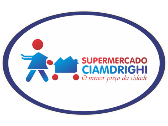 Logo do Supermercado Ciamdrighi